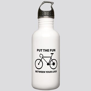 Fun between your legs. Stainless Water Bottle 1.0L
